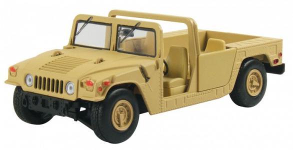 Коллекционная машина Humvee Base 1:24 MotorMax