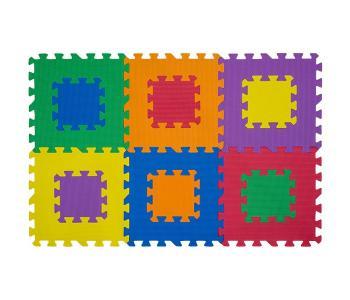 Игровой коврик  Мозаика-12, толщина 15 мм KB-049-6M-NT FunKids