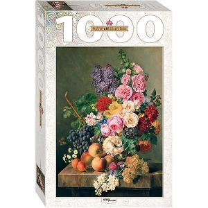Мозаика puzzle 1000 Букет Степ Пазл
