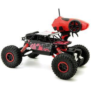 Радиоуправляемая машина  Внедорожник Crawler 1:18, красный Balbi