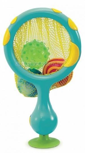 Игрушка для ванн кольцо с мячиками Munchkin