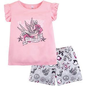 Пижама Bossa Nova. Цвет: розовый