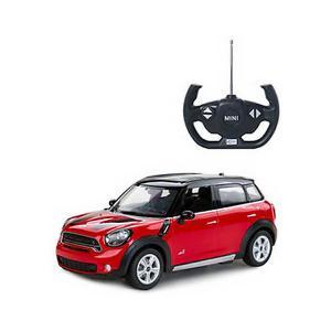 Радиоуправляемая машина  Mini Countryman, 1:14 Rastar. Цвет: красный