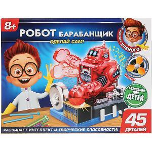Игровой набор Играем Вместе Школа Ученого Робот-барабанщик. Цвет: разноцветный