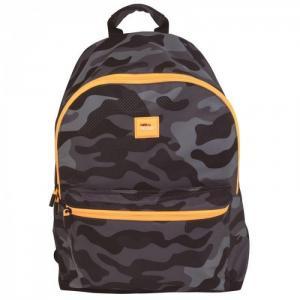 Рюкзак школьный Camouflage 41х30х18 см 624605BM Milan
