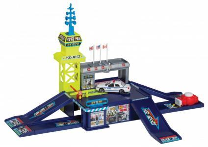 Игровой набор Полицейский участок 1 машина 28516 RealToy