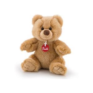 Мягкая игрушка  Мишка Этторе, 15 см Trudi. Цвет: коричневый