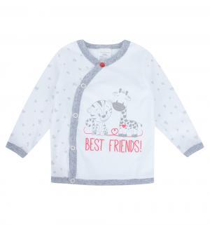 Кофта  Best Friends, цвет: молочный Newborn