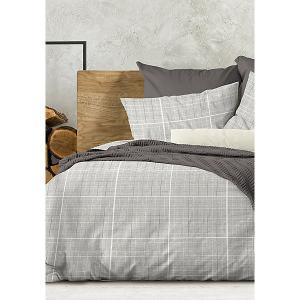 Комплект постельного белья  Basic, Евро Wenge. Цвет: разноцветный