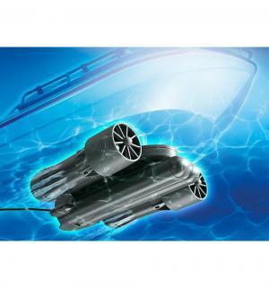 Конструктор  Роскошная яхта Радиоуправляемый подводный мотор Playmobil