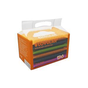 Влажные салфетки спайка , 10х6 шт Lovular. Цвет: разноцветный