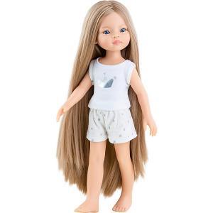 Кукла  Маника, 32 см, арт13208 Paola Reina