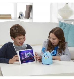 Интерактивная игрушка  Фёрби Коннект голубой Furby