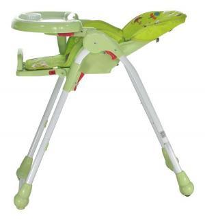 Стульчик для кормления  Forest Q35, цвет: green Everflo