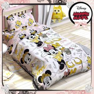 Постельное белье  Минни Маус: Гламурные подружки 1.5-спальное (3 предмета) Disney