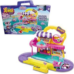 Игровой набор Zuru Хома Дома Хомамаркет, хомячок. Цвет: разноцветный