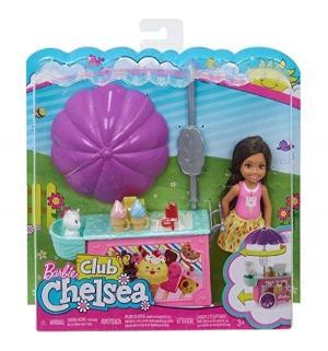 Кукла  Челси и набор мебели 30 см Barbie