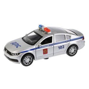 Машина  VW Passat полиция 12 см Технопарк