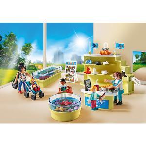 Конструктор Playmobil Магазин аквариумов, 35 деталей PLAYMOBIL®