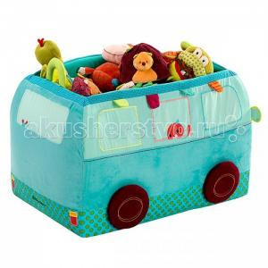 Собачка Джеф: игрушка - корзина Lilliputiens