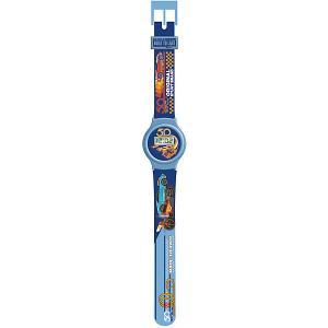Электронные наручные часы Kids Time Hot Wheels Детское время. Цвет: atlantikblau