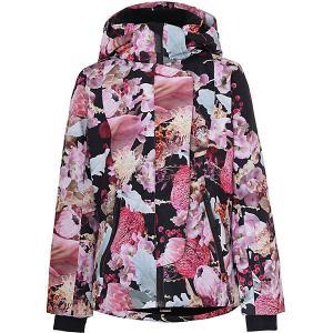 Утеплённая куртка Molo. Цвет: розовый