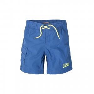 Плавательные шорты для мальчика Tommy Hilfiger. Цвет: синий