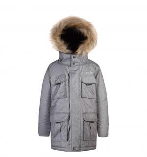 Куртка , цвет: серый Gusti
