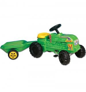 Трактор с прицепом  Фермер Dohany