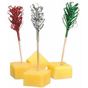 Палочки для канапе  Фольга, 50 шт Susy Card
