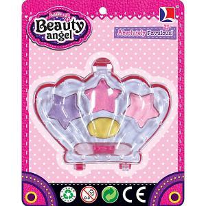 Детская декоративная косметика  Тени Корона Beauty Angel
