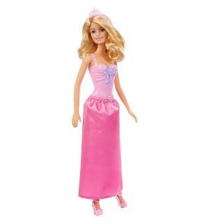 Кукла  Блондинка, розовый топ, розовая юбка Barbie