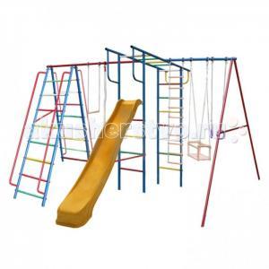 А1+П Макси Детский спортивный комплекс с горкой Вертикаль