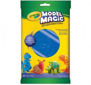 Пластилин волшебный  синий Crayola