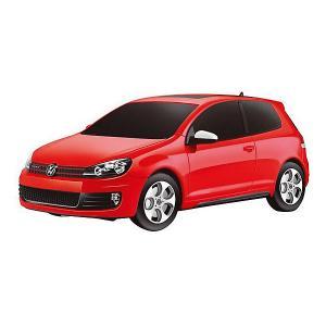 Радиоуправляемая машина  Volkswagen Golf GTI 1:24, красная Rastar. Цвет: красный