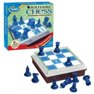 Настольная игра  Шахматы для одного Thinkfun