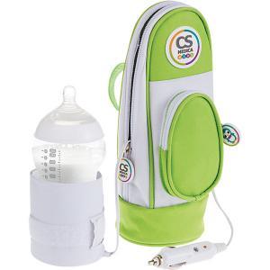 Автомобильный подогреватель детского питания  Kids CS-21 CS Medica. Цвет: grün/weiß