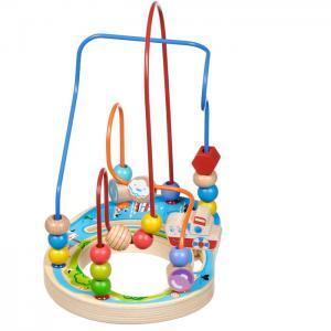 Деревянная игрушка  Лабиринт Морское путешествие Мир деревянных игрушек