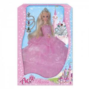 Кукла Ася Принцесса 28 см Toys Lab