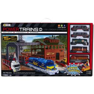 Железная дорога Powertrains&Constructions