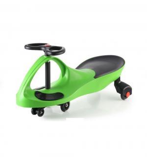 Машина-каталка  Бибикар, цвет: зеленый Bradex