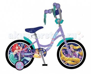 Велосипед двухколесный  Принцесса ВН14165 Disney