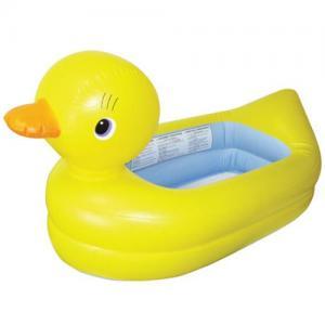 Ванночка надувная Утка Munchkin