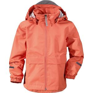 Демисезонная куртка Didriksons Skatan. Цвет: оранжевый
