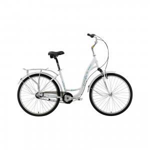 Велосипед  Grace, 17 дюймов, белый, Welt