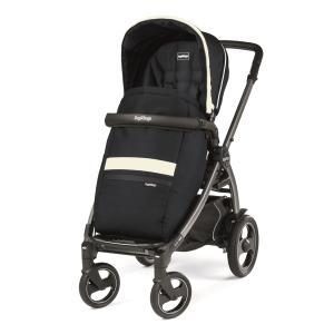 Прогулочная коляска  Book Plus S Pop Up с шасси 51 Titania, цвет: luxe prestige Peg-Perego