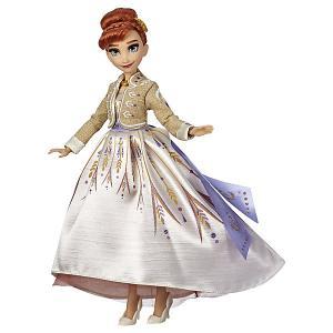 Кукла Disney Princess Холодное сердце 2. Делюкс Анна Hasbro. Цвет: разноцветный