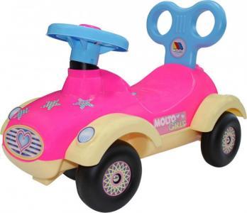 Каталка  Автомобиль для девочек Сабрина Molto