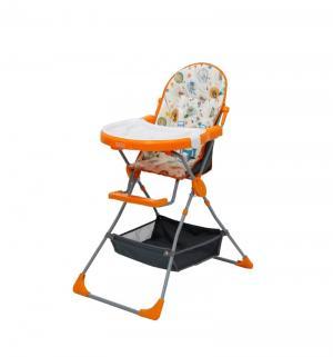 Стульчик для кормления  Selby 252, цвет: оранжевый Фея