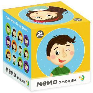 Настольная игра-мемо Dodo Эмоции, 24 фишки Dido